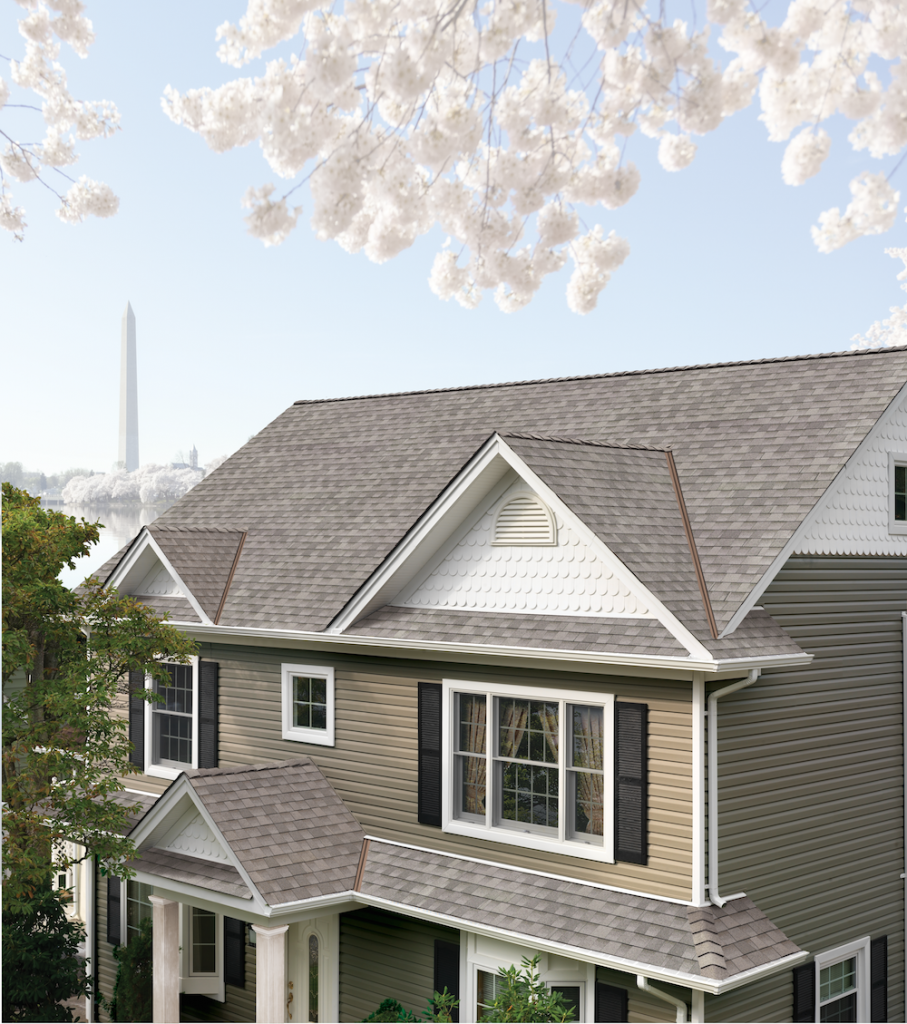 GAF_Timberline_HD_Fox_Hollow_Gray_House